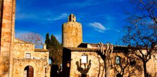 Torre de les Hores a Pals