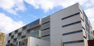 El Palau de Justícia de Girona és la seu de la fiscalia de menors