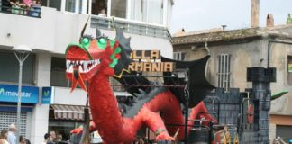 Carnaval 2019 a Palafrugell