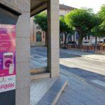 Zona blava a Torroella de Montgrí | Imatge de l'Ajuntament