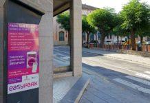 Zona blava a Torroella de Montgrí   Imatge de l'Ajuntament