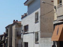 Carrer de Palamós en una imatge d'arxiu