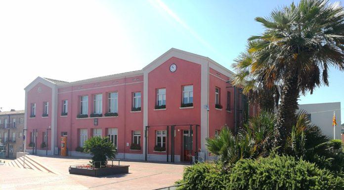 Ajuntament de Calonge   Imatge d'arxiu