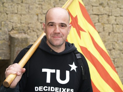 Carles Puig CUP Consell Comarcal