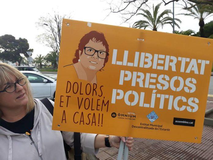 Dolors Bassa - Presos Polítics