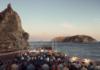 Imatge virtual del Festival de Jazz de l'Estartit al passeig del Molinet   Imatge de Festival de Jazz