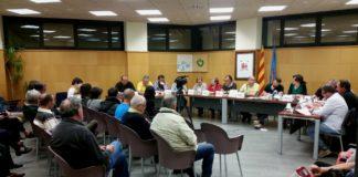 Ple d'Abril de Santa Cristina d'Aro   Imatge de l'Ajuntament de Santa Cristina d'Aro