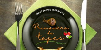 Primavera de Tapes a Castell-Platja d'Aro