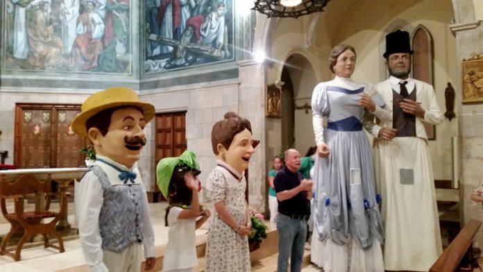Presentació dels Capgrossos de Begur | Imatge de l'Ajuntament