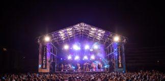 Txarango durant el concert al Festival Ítaca 2018 | Imatge de l'organització