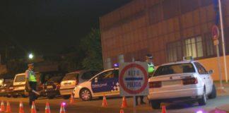 Control d'Alcoholèmia de la Policia Local de Palafrugell