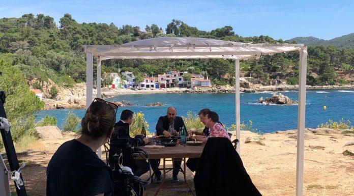 Rols de Parella de TV3 a Palamós amb els Germans Roca | Imatge de l'Ajuntament de Palamós