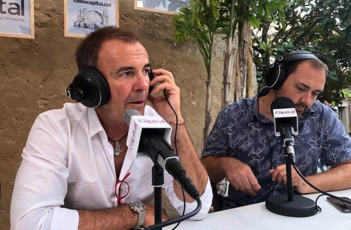 Eugeni Pibernat, regidor de Promoció Econòmica i Turisme de Begur   Imatge de Ràdio Capital
