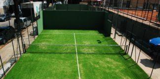 Pista de Paddle | Imatge del Club Tennis Guíxols