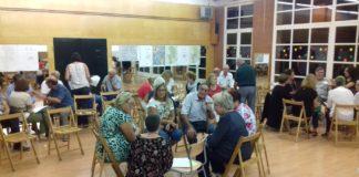 Reunió del POUM de Santa Cristina   Imatge de l'Ajuntament