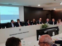 Reunió dels Ajuntaments amb la Generalitat de Catalunya | Imatge del consistori