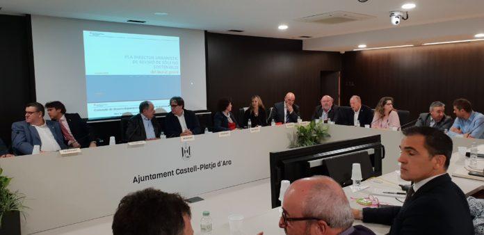 Reunió dels Ajuntaments amb la Generalitat de Catalunya   Imatge del consistori