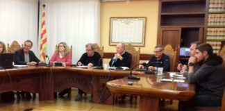 Ple dels Pressupostos de l'Ajuntament de Begur   Imatge del consistori
