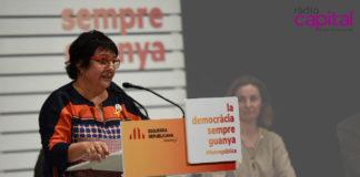 Dolors Bassa | Imatge d'Esquerra Republicana de Catalunya