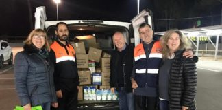 Gran Recapte dels Aliments a Begur durant el desembre de 2018 | Imatge de l'Ajuntament