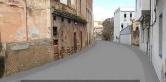 Imatge virtual del cobriment de la Riera de Sant Amanç