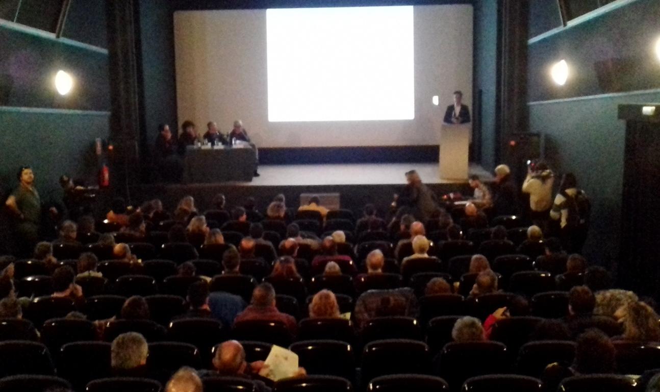 Fotografia de la reunió informativa dels projectes urbanístics de Begur   Imatge de l'Ajuntament