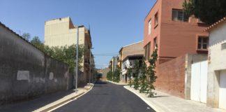 privat:-finalitzen-les-obres-del-carrer-horta-d'en-fina-a-palafrugell,-via-que-connecta-la-sauleda-amb-el-centre-vila