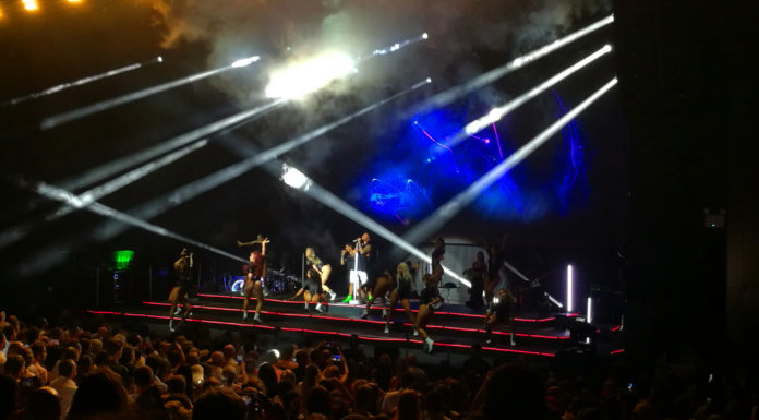 Maluma en concert al Festival de Cap Roig