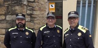 Policia local de la Bisbal