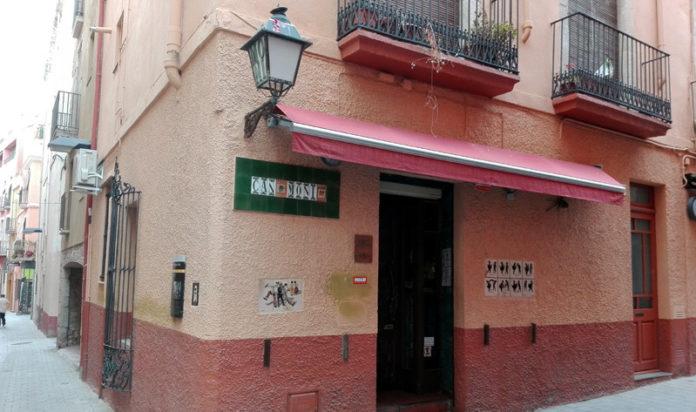 Taverna Can Moni a Palamós | Imatge de Ràdio Palamós