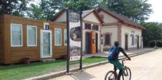 privat:-la-rehabilitacio-de-l'oficina-de-turisme-de-santa-cristina-s'iniciara-aquest-setembre