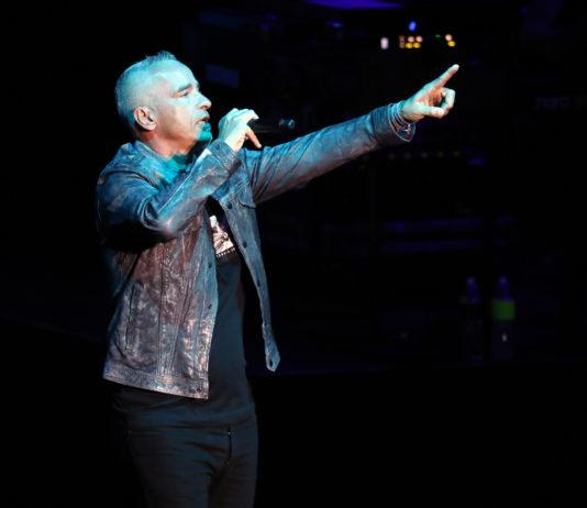 Eros Ramazzotti a Cap Roig Festival