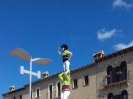 privat:-la-colla-castellera-minyons-de-santa-cristina-inaugura-aquest-diumenge-el-seu-nou-local