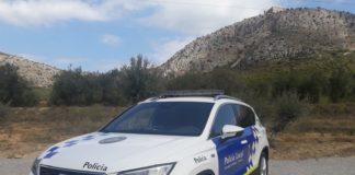 Cotxe patrulla de la Policia Local de Torroella de Montgrí | Imatge de l'Ajuntament