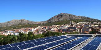Plaques solars fotovoltaiques a l'Espai Ter de Torroella de Montgrí | Imatge de l'Ajuntament